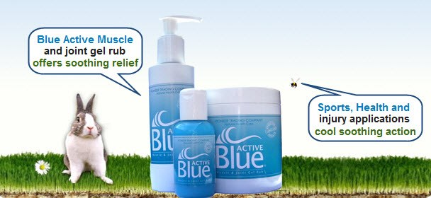 Blue Active Gel